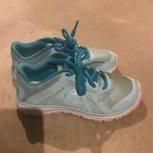 Champion Girls Blue Athletic Sneakers